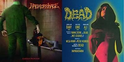 haemorrhage/ dead - SPLIT LP #117737