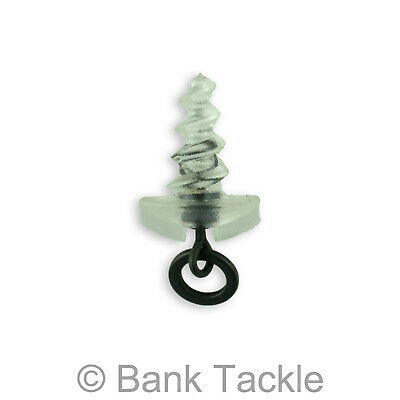 Bait Screws with Micro Flexi Ring Hook Swivel. Carp Fishing Tackle Rigs (JSF)