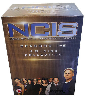 Navy CIS NCIS Staffel Season 1 2 3 4 5 6 7 - DVD - Deutscher Ton - NEU + OVP 1-7