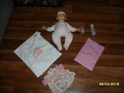 Baby-Annabell-Puppe