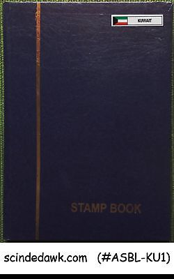 Collection Of Kuwait Stamps In Small Stokc Book - 100 Stamps