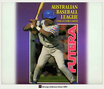 1995 Futera Australia Baseball Card Official Album ( No pages)-Rare