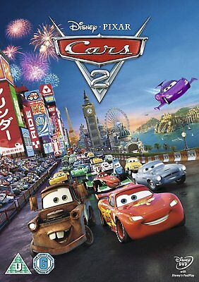 Cars 2 - Disney Pixar (Dvd)