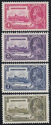 No 226 - 229 Mint Never Never Hinged Very Fine set of 4