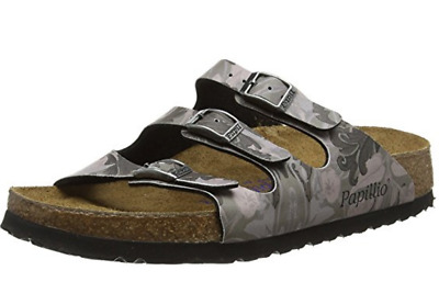 c9a0edc2af94 Birkenstock Papillio FLORIDA Soft Footbed Orchid Damask Narrow Fit US 6 EU  37