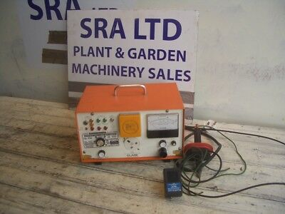 Clare A255 Pat Tester 110 And 240 Volt As Seen Vat Included