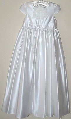 M&S Autograph Girls Holy Communion Bridesmaid Party Dress White Age 8 Bnwt