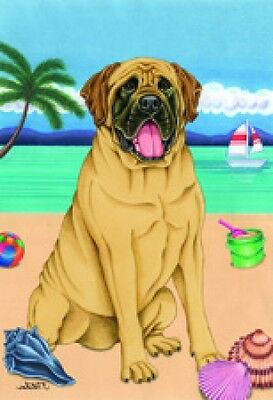 Garden Indoor/Outdoor Summer Flag (TP) - Mastiff 6931131