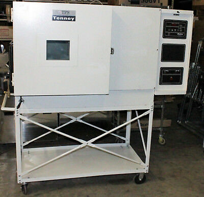 Tenney Tps Btrc Environmental Temperature / Humidity Test Chamber
