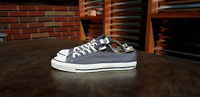 aafbea0ee0c713 Mens Converse Chuck Taylor Hi Low Sneakers Shoes Sz 10 M Used All Star Blue