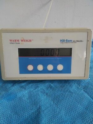 HillRom Warm Weigh 2 Infant Scale W30L-06