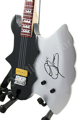 Miniature Guitar Gene Simmons KISS AXE Bass