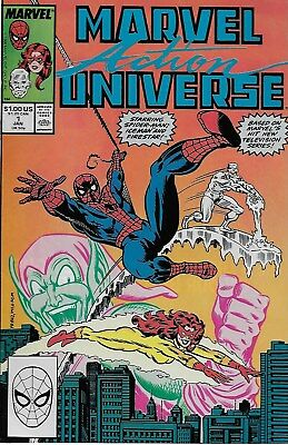 Marvel Action Universe No.1 / 1989 Spider-Man and his Amazing Friends / One-Shot