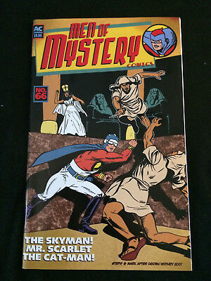 MEN OF MYSTERY #66 Golden Age Reprints VF Condition