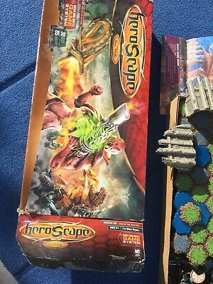 heroScape 'Rise of the Valkyrie' Game System COMPLETE & EXCELLENT! Master Set