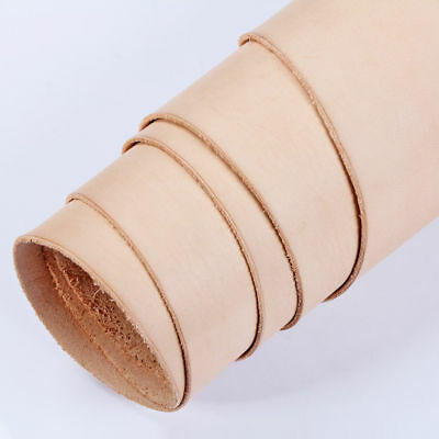Veg-Tanned Cowhide Tooling Leather for Moulding Holster Armor 5-6 Oz All Sizes