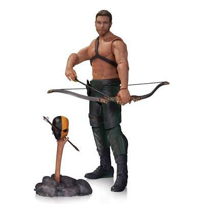 "Arrow Oliver Queen & Totem Dc Collectibles 6.75"" Action Figure"