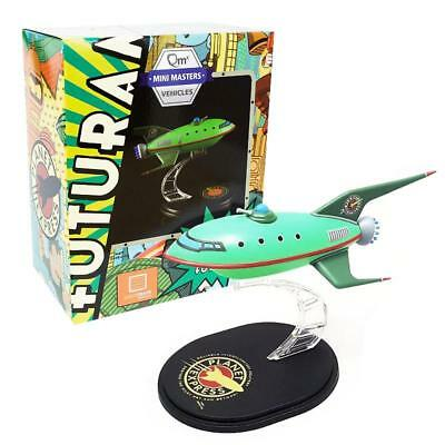 Futurama Planet Express Ship Qmx Mini Masters Vehicle Exclusive Lootcrate Model