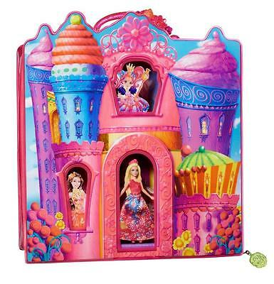 Barbie and The Secret Door Small Dolls Play House Girls Kids Gift Official New