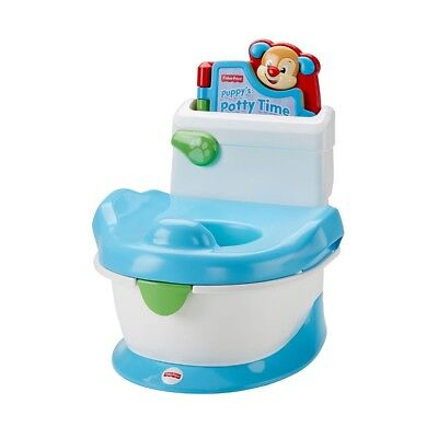 Fisher-Price Laugh and Learn Learn with Puppy Potty - English Edition