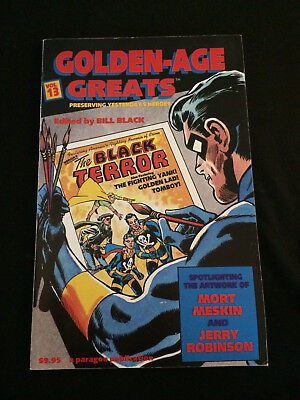 GOLDEN-AGE GREATS #13 Golden Age Reprints VF Condition