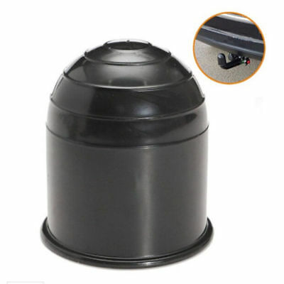 Protect Car Vehicle 50mm Tow Ball Cover Cap Towing Hitch Caravan Trailer Towball