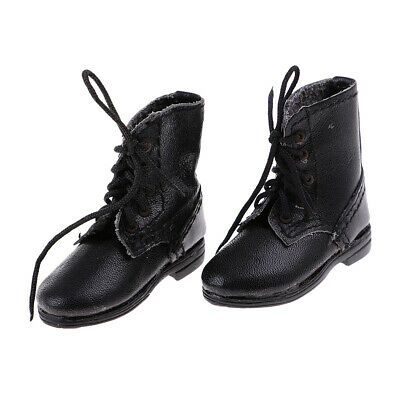 1/6 Scale Male Combat Shoes Boots for 12'' Hot Toys or Astoys Action Figure