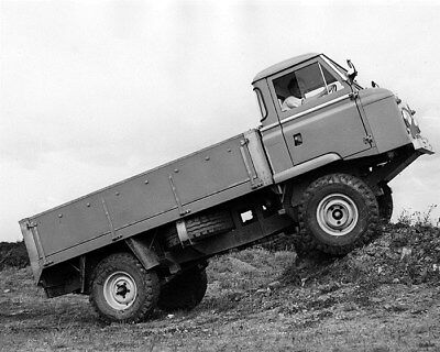 1962 Land Rover 109 Forward Control Factory Photo cb0885