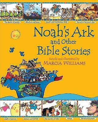 Noah's Ark and Other Bible Stories, Marcia Williams