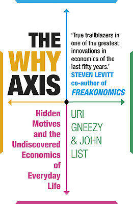 The Why Axis, Gneezy, Uri