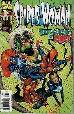 Spider-Woman No.1 / 1999 John Byrne & Bart Sears