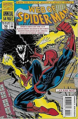 Web of Spider-Man Annual No.10 / 1994 Terry Kavanagh & Jerry Bingham