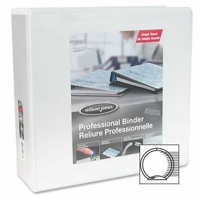 Wilson Jones Professional Round-ring Customizer Binder 50086