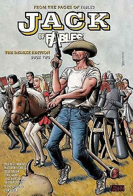 Jack Of Fables The Deluxe Edition Book Two, Bill Willingham