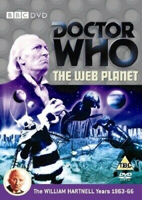 Doctor Who The Web Planet (William Hartnell) New DVD R4
