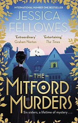 The Mitford Murders: Curl up with the must-read mystery of the year,Jessica Fe