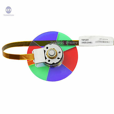 Projector Color Wheel for MITSUBISHI WD60738 WD6063 WD65638 WD65738 20MM Cable