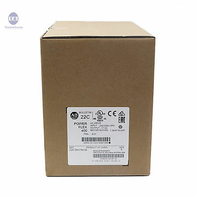 New Sealed Allen Bradley 22CD017N103 POWERFLEX 400 Catalog AB 22C-D017N103