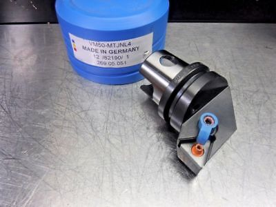 Valenite VM / KM50 Indexable Boring Head VM50-MTJNL4 (LOC1208B)