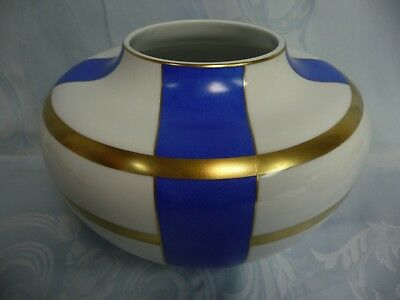 BEAUTIFUL PRE-OWNED LIMOGES France Jean Louis Coquet Deco Style Vase ...