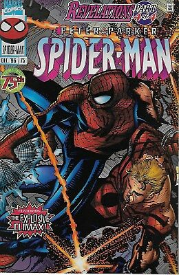 Peter Parker Spider-Man No.75 / 1996 Death of Ben Reily / John Romita Jr.