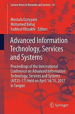 Advanced Information Technology, Services and Systems Mostafa Ezziyyani