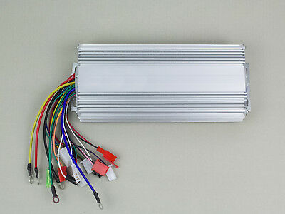 84V 1500W Electric Bicycle E-bike Scooter Brushless DC Motor Speed Controller