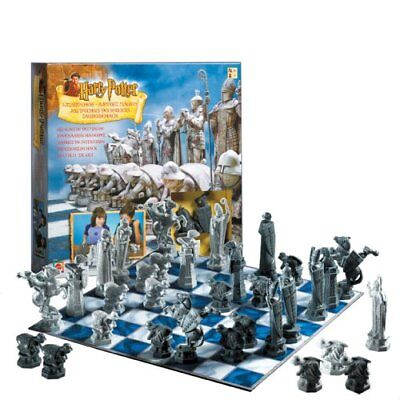 MATTEL Harry Potter Wizard Chess Game - NEW