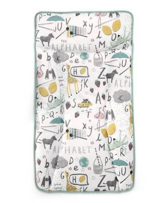 Mamas & Papas Alphabet Essentials Changing Mat Mattress