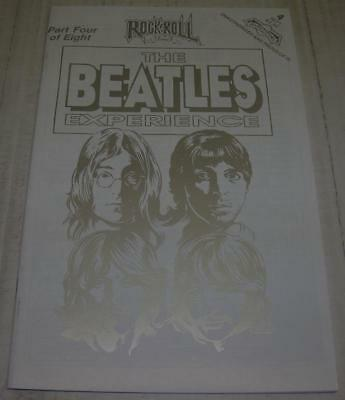 THE BEATLES EXPERIENCE #4 (Revolutionary Comics 1994) RARE 2nd PRINT (FN/VF)