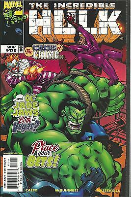 Incredible Hulk #470 (Marvel)