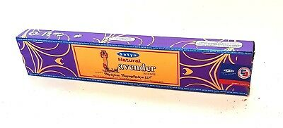 Incense Sticks Satya Nag Champa Insence Joss stick Genuine 15g Strong Scents