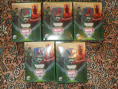 1 x STARTERSET MARVEL SPIDER-MAN VS. DOC OCK NEU !!! Englishe Version ..