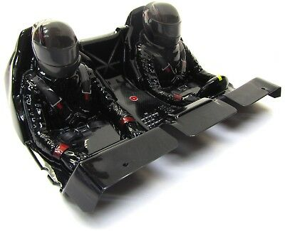 Unlimited Desert Racer UDR - Interior, Helmet Set painted driver Traxxas 85076-4